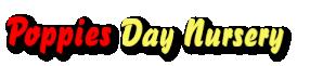 Poppies Day Nursery Logo